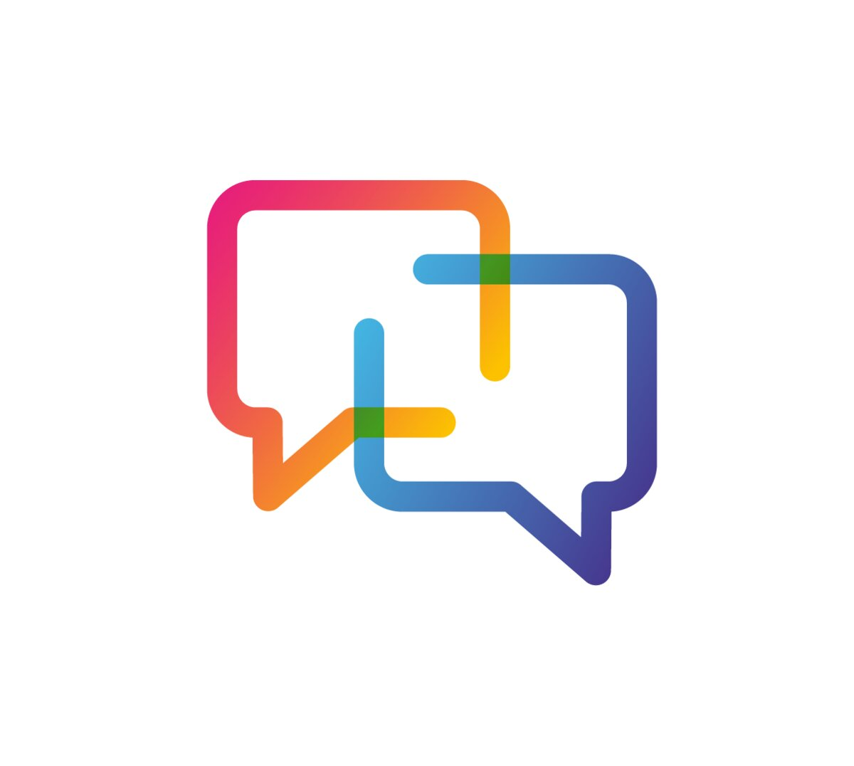 Speech-bubbles icon