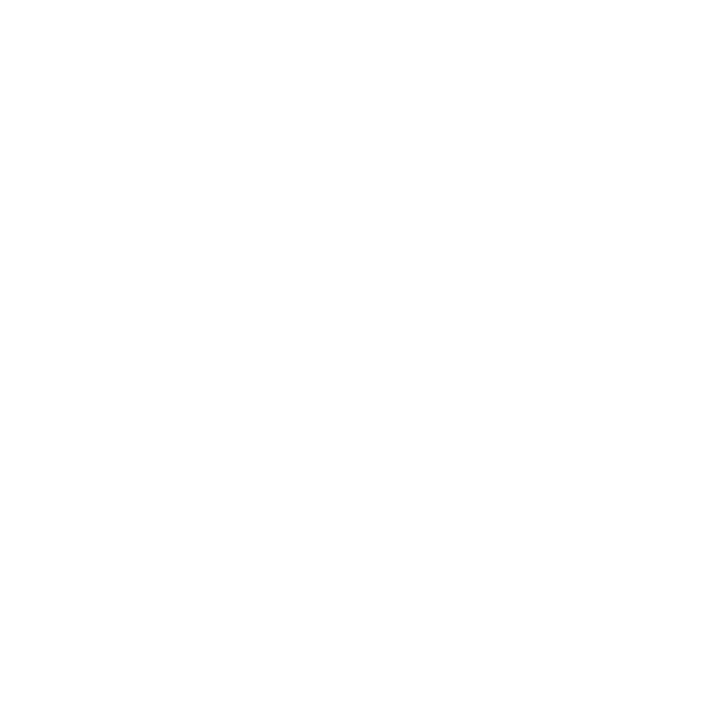 white flower pot icon
